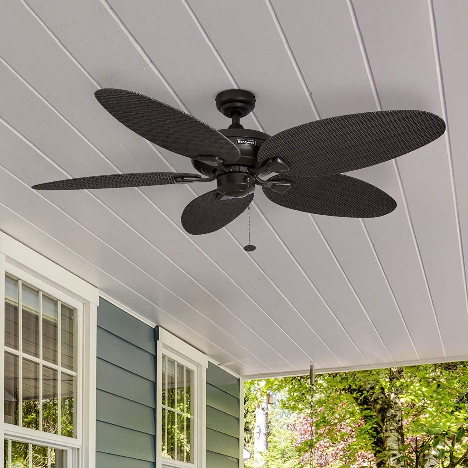 Best Palm Leaf Blade Ceiling Fans