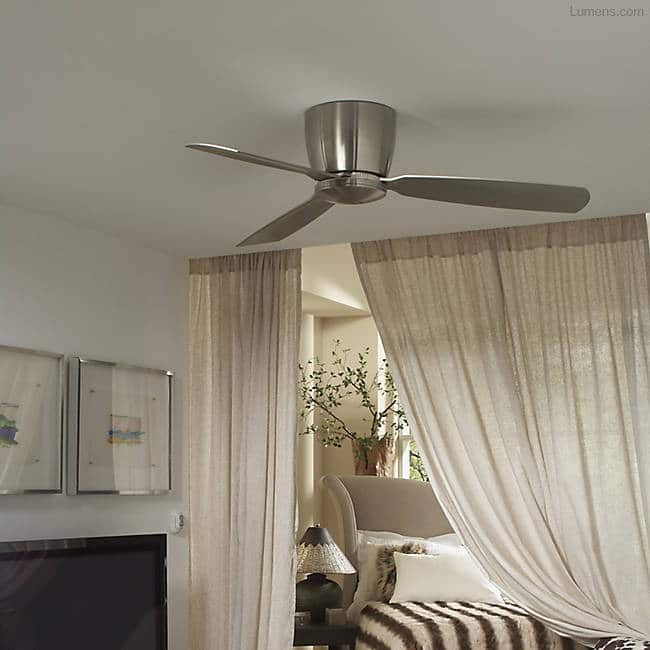 15 Best Silent Ceiling Fans for Bedrooms & Living Rooms-2021 Review