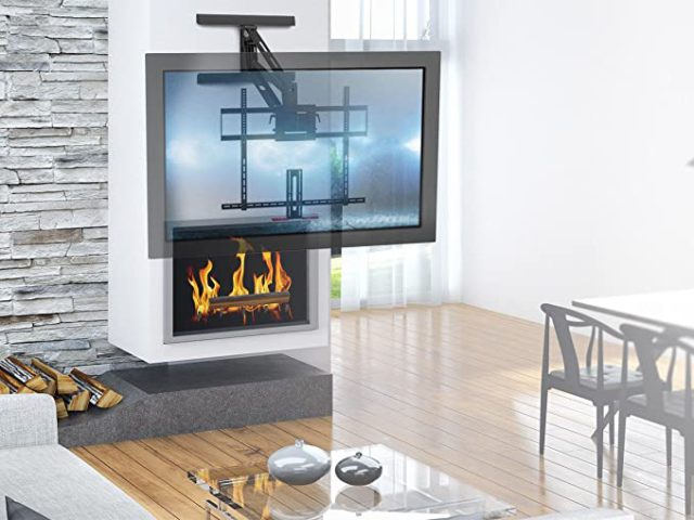 Can You Mount a TV Above the Fireplace?