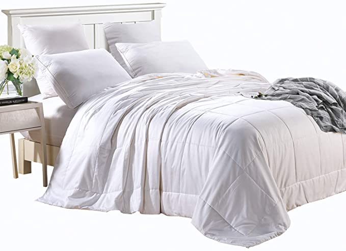 12 Best Mulberry Silk Comforters -2021 Review
