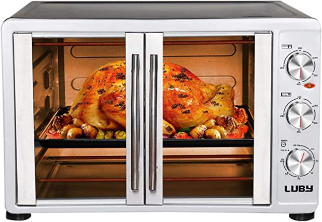 7 Best Largest Countertop Convection Ovens Reviewed in 2021