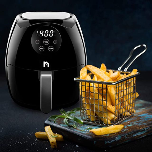 2021 10 Best Compact Air Fryers For the Crispiest Treats