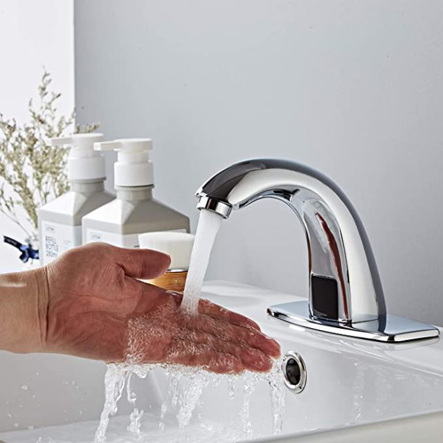Best Motion Sensor Bathroom Faucets
