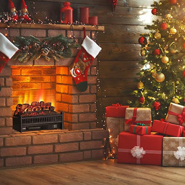 7 Best Most Realistic Electric Fireplace Logs Reviewed in 2021