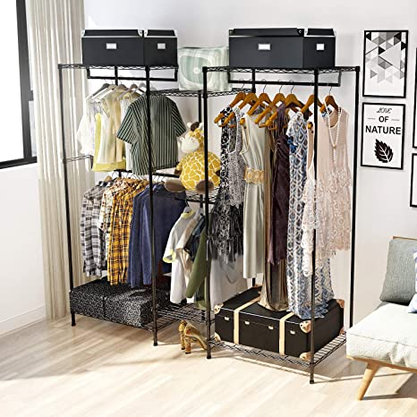 10 Top Best Sturdy Clothes Racks Reviews of 2021