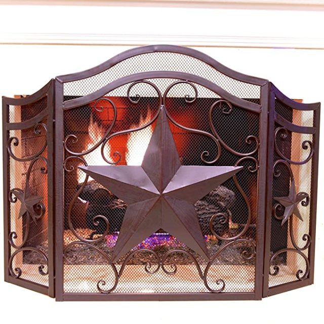 2021 10 Best Decorative Fireplace Cover Screens For the Most Stylish Households