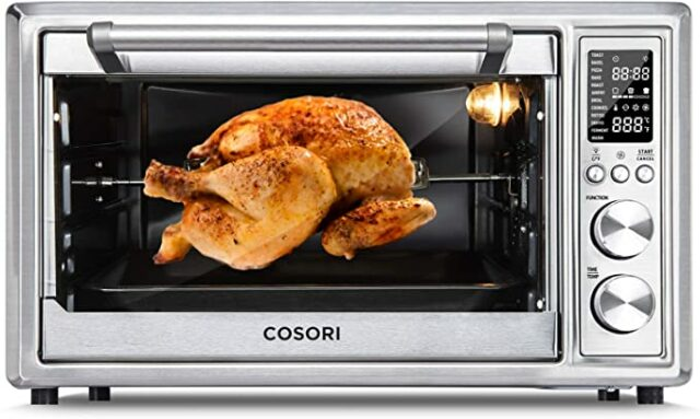 Best Toaster Ovens with Rotisserie