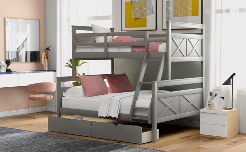 Best Twin Over Full Bunk Beds
