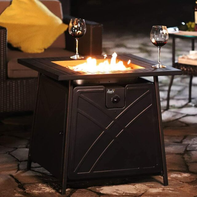 Best Outdoor Propane Fire Pit Tables