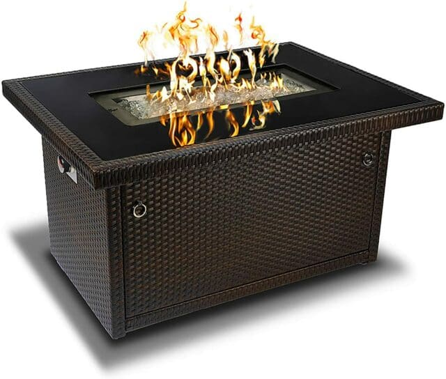 Best Highest BTU Outdoor Fire Pit Tables