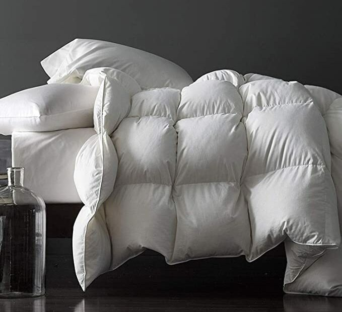 Review of Best Queen Size Goose Down Comforters