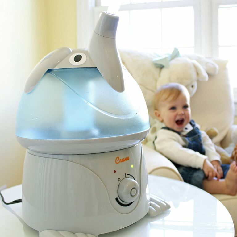 2021 Review of 12 Best Humidifiers for Baby's Room