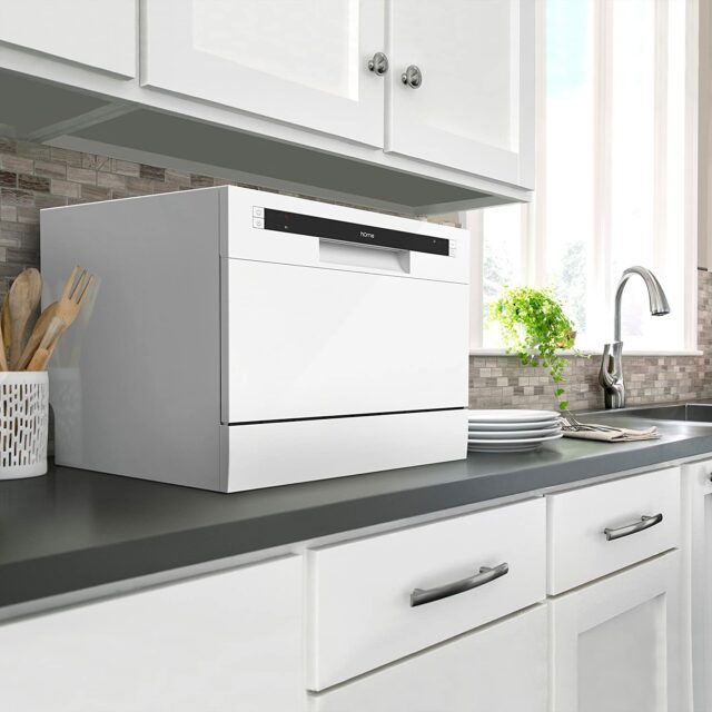 Best Compact Dishwashers for Small Kitchen Spaces