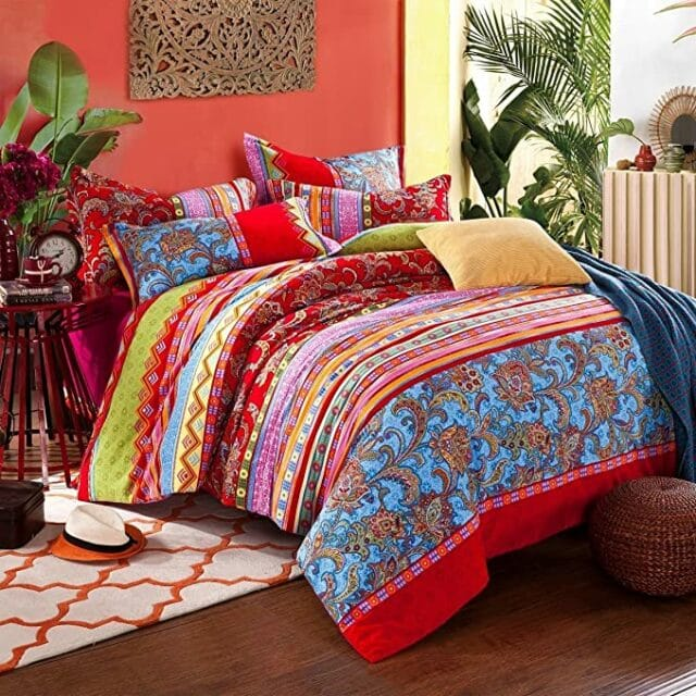Top 12 Best Boho Style Bedding Sets of 2021