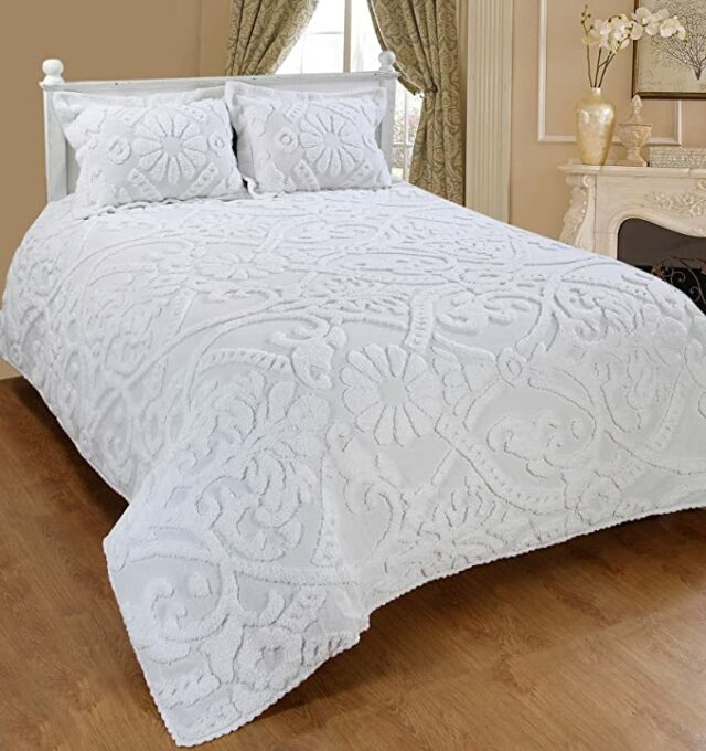 2021 5 Best Chenille Bedspreads You'll Love