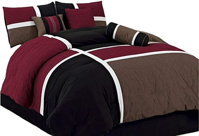 6 Top Rated Cal King Comforter Sets