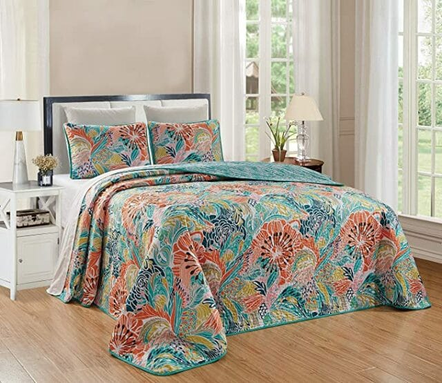 5 Top Rated Cheap Bedspreads
