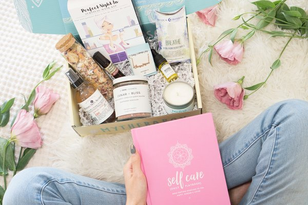 Therabox Self Care Subscription Box Review of 2021