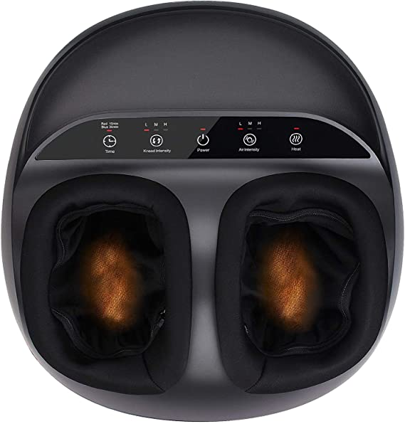 7 Effective Foot Massager Machines for Relieving Plantar Fasciitis