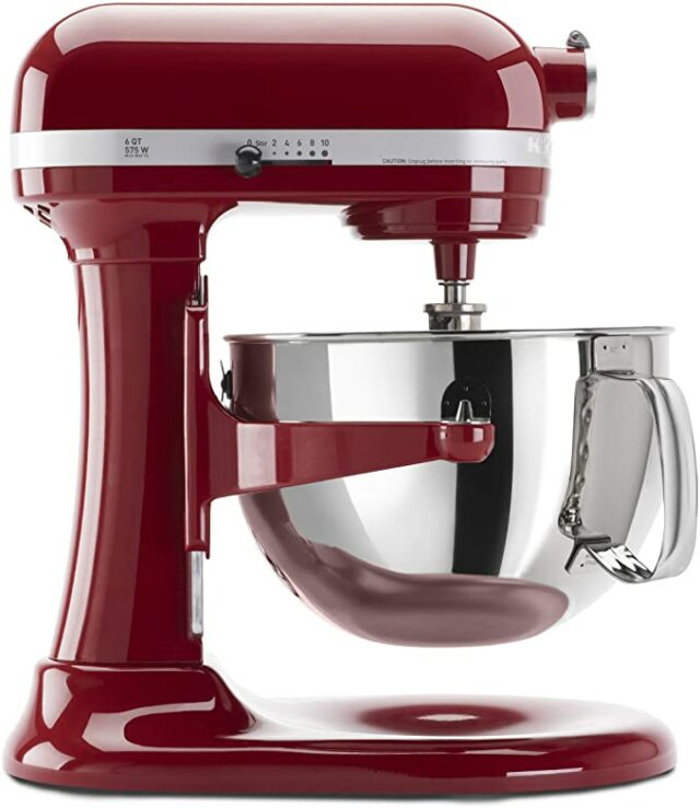 5 Most Powerful KitchenAid Stand Mixers Worth the Money