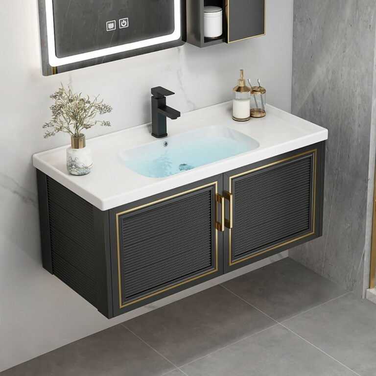 7 Floating Bathroom Vanity Sets You'll Love